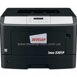 Develop ineo 3301p
